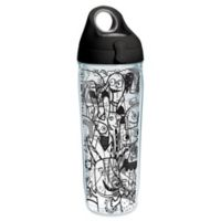 Tervis® Pen and Ink 24 oz. Water Bottle with Lid
