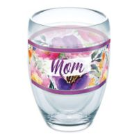 Tervis® 9 oz. Mom Blooms Stemless Wine Glass