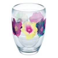 Tervis® Floral 9 oz. Stemless Wine Glass