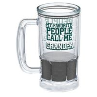 Tervis® Favorite People Call Me Grandpa 16 oz. Mug