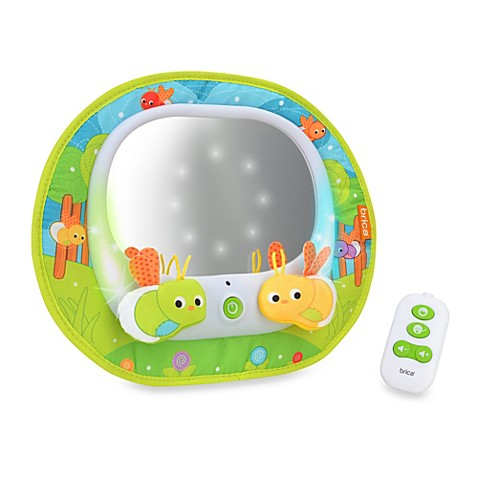 Brica 174 By Munchkin Baby In Sight 174 Magical Firefly Car Back