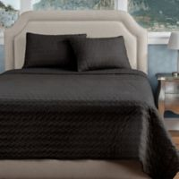Rizzy Home Urban Queen Quilt in Black