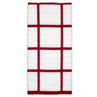 All-Clad Coordinate Kitchen Towel in Chili