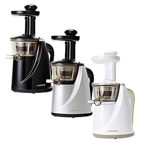Slow Juicer Test Hurom : Hurom Slow Juicer - Bed Bath & Beyond
