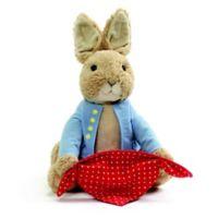 GUND® Peek-A-Boo Peter Rabbit Plush Toy in Tan