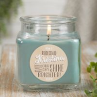 My Bridesmaid Personalized Eucalyptus Spa Candle Jar- Small