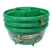 Bosmere Plant Halos Watering Can Set in Green