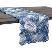 C & F Home Cape Coral 51-Inch Table Runner in Indigo