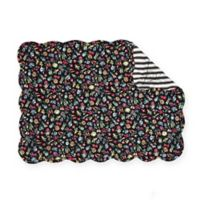 C&F Home Janelle Placemats in Black (Set of 6)