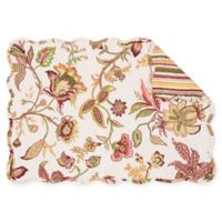 C&F Home Kiera Placemats in Pink (Set of 6)