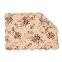 C&F Home Alisha Placemats in Tan (Set of 6)