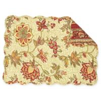 C&F Home Marlowe Placemats in Green (Set of 6)