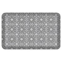 "GelPro® Designer Comfort Verona 20"" x 32"" Kitchen Mat in Storm Cloud"
