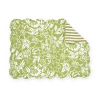 C&F Home Sania Placemats in Green (Set of 6)