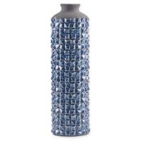 Madison Park Palomina Vase in Blue