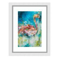 Amanti Art® Hilma Koelman Animals Birds 24-Inch x 31-Inch Acrylic Framed Print in White