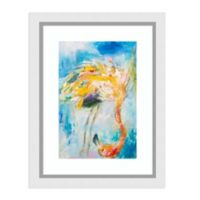 Amanti Art® Hilma Koelman Animals Birds 24-Inch x 31-Inch Acrylic Framed Print in White