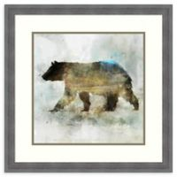 Amanti Art® Ken Roko Animals 24.25-Inch Square Acrylic Framed Print in Blue