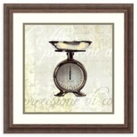 Amanti Art® Tandi Venter Vintage Kitchen 20.5-Inch Square Acrylic Framed Print in Brown