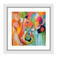 Amanti Art® Amanda J. Brooks Animals 29-Inch Square Acrylic Framed Print in White
