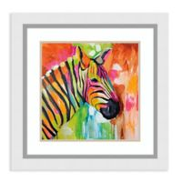 Amanti Art® Amanda J. Brooks Animals 24-Inch Square Acrylic Framed Print in White