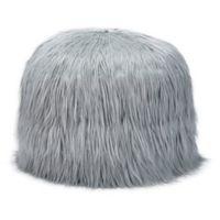 Mimish® Himalaya Faux Fur Storage Pouf in Software