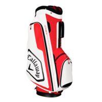 Callaway® Chev Cart Golf Bag in Red/Black