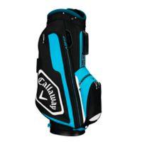 Callaway® Chev Cart Golf Bag in Black/Blue