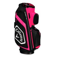 Callaway® Chev Stand Golf Bag in Pink/Black