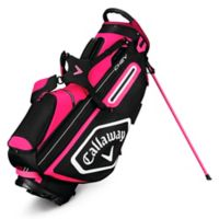 Callaway® Chev Stand Golf Bag in Pink/White