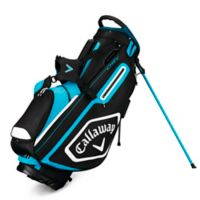 Callaway® Chev Stand Golf Bag in Black/Blue