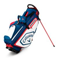 Callaway® Chev Stand Golf Bag in Navy/White