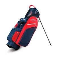 Callaway® Fusion Zero Stand Golf Bag in Navy/White