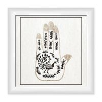 PTM Images Hand 14-Inch Framed Wall Art