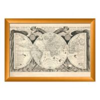 PTM Images Maps & Astronomy Framed Wall Art