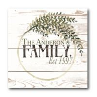 Courtside Market™ Family 16-Inch Square Canvas Wall Art