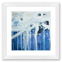 Art on the Brain 11 31.5-Inch Square Framed Canvas Wall Art