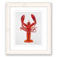 Red Lobster 20-Inch x 24-Inch Framed Wall Art