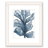 Watercolor Sealife 15-Inch x 18-Inch Framed Print Wall Art