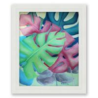 Palm 10-Inch x 12-Inch Framed Wall Art