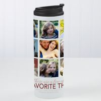 My Favorite Things Personalized 16oz. Travel Tumbler