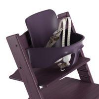 Stokke® Tripp Trapp® Baby Set™ in Plum