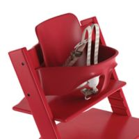 Stokke® Tripp Trapp® Baby Set™ in Red