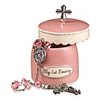 My First Rosary with Keepsake Box in Pink