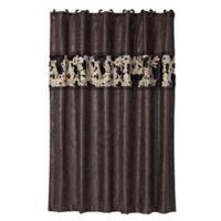 HiEnd Accents Caldwell Shower Curtain