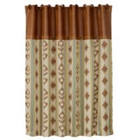 HiEnd Accents Alamosa Shower Curtain