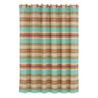 HiEnd Accents Serape Shower Curtain