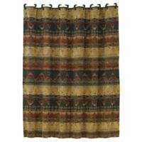 HiEnd Accents Sierra Shower Curtain