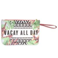 "Morgan Home ""Vacay All Day"" Swimsuit Sack"