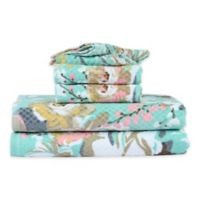 Peach & Oak 6-Piece Sara Bath Towel Bundle